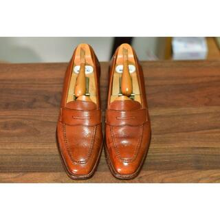 クロケットアンドジョーンズ(Crockett&Jones)のcrockett&jones EPSOM 65C 23〜23.5cm(ローファー/革靴)