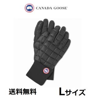 カナダグース(CANADA GOOSE)の新品 正規品 カナダグース CANADA GOOSE 手袋 グローブ スマホ対応(手袋)