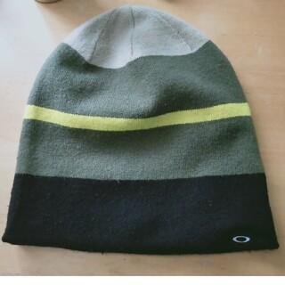 オークリー(Oakley)のオークリー  ニット帽 リバーシブル(ニット帽/ビーニー)