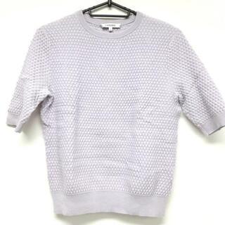 カルヴェン(CARVEN)のカルヴェン 半袖セーター サイズS -(ニット/セーター)