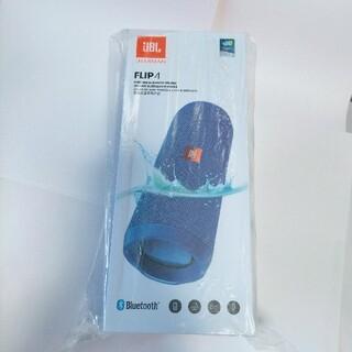 フリップ(Flip)の新品・未使用 JBL Flip4 ポータブルBluetoothスピーカー(スピーカー)