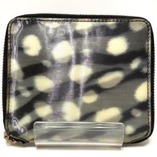 コムデギャルソン(COMME des GARCONS)のコムデギャルソン 2つ折り財布 -(財布)