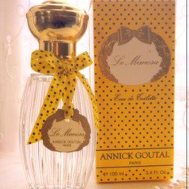 Annick Goutal(アニックグタール)のアニックグダール ル ミモザ コスメ/美容の香水(香水(女性用))の商品写真
