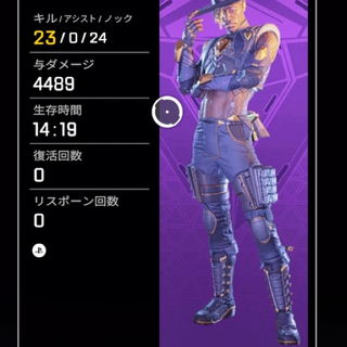 PlayStation4 - APEX XiM設定