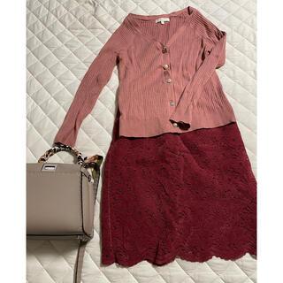 プロポーションボディドレッシング(PROPORTION BODY DRESSING)のプロポーション ニットスカートセット(セット/コーデ)