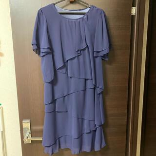 ニッセン(ニッセン)のボレロ付きドレス(その他ドレス)