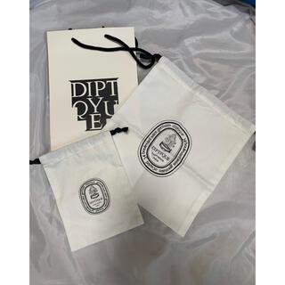 ディプティック(diptyque)のディプティック巾着(ポーチ)