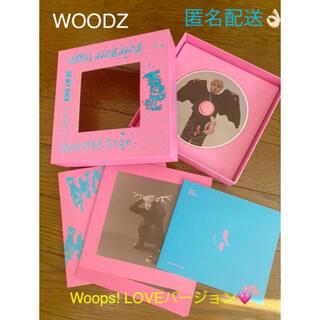 WOODZ WOOPS! LOVEバージョン(K-POP/アジア)