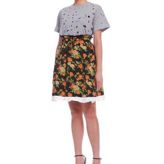 エムエスジイエム(MSGM)のMSGM:フラワースカート(ひざ丈スカート)