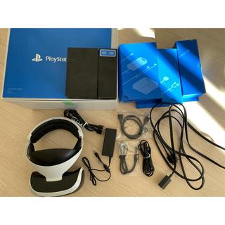 プレイステーションヴィーアール(PlayStation VR)の【ジャンク品】playstation VR(家庭用ゲーム機本体)