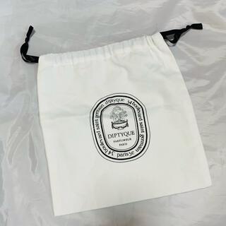 ディプティック(diptyque)のディプティック巾着袋(大)(ポーチ)