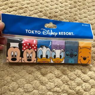 ディズニー(Disney)のDisney消しゴムセット(消しゴム/修正テープ)