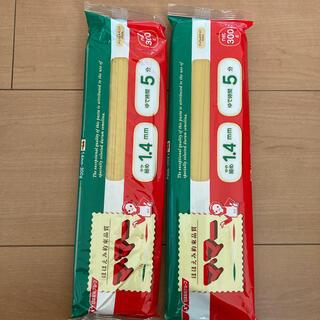 ニッシンセイフン(日清製粉)のパスタ麺 2袋 未開封(麺類)