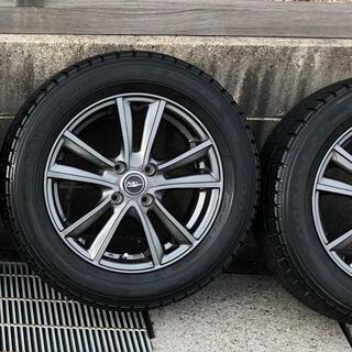 グッドイヤー(Goodyear)のスタッドレスタイヤホイールセット 15インチ(タイヤ・ホイールセット)