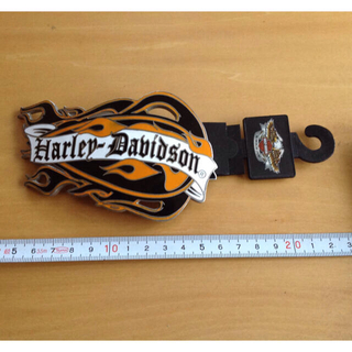 ハーレーダビッドソン(Harley Davidson)のハーレーダビットソン ベルトバックル(ベルト)