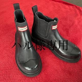 ハンター(HUNTER)のハル様専用 Hunter ショートブーツ UK7(長靴/レインシューズ)