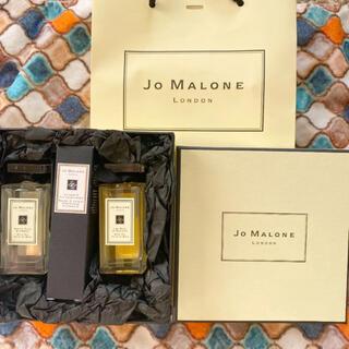 ジョーマローン(Jo Malone)のJo MALONE LONDON バスオイル.リップトリートメントセット(入浴剤/バスソルト)