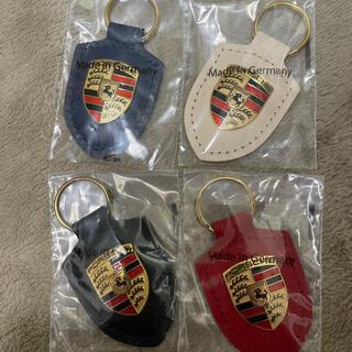 Porsche - 【新品未開封】ポルシェ キーホルダー クレスト 正規品