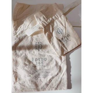エディトトロワシスサンク(EDITO 365)のEDITO365のギフト用の袋(大・小)(ラッピング/包装)