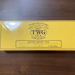 TWG Tea コットンティーバッグ Silver Moon Tea(茶)