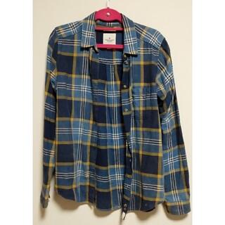 アメリカンイーグル(American Eagle)のAmericanEAGLE チェックネルシャツ(シャツ/ブラウス(長袖/七分))