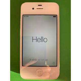 アイフォーン(iPhone)のiPhone4s 16GB ソフトバンク ② 部品取りにどうぞ(スマートフォン本体)