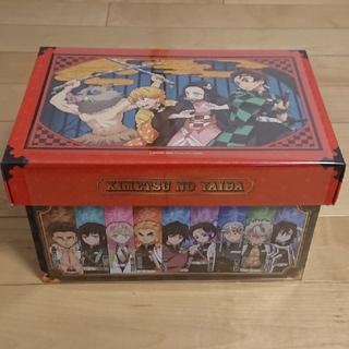 タカラトミー(Takara Tomy)の鬼滅の刃 お菓子入り収納BOX(その他)