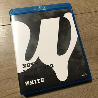 ニュース(NEWS)のNEWS White Blu-ray(アイドル)