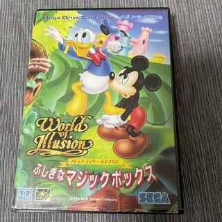 ディズニー(Disney)のアイラブ ミッキーアンドドナルド ふしぎなマジックボックス(家庭用ゲームソフト)