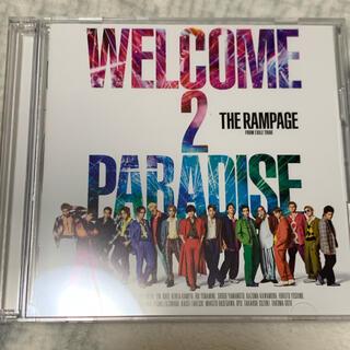 ザランページ(THE RAMPAGE)のTHE RAMPAGE  WELCOME 2 PARADISE(ポップス/ロック(邦楽))