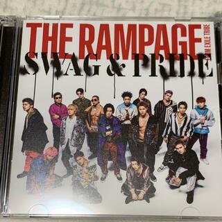 ザランページ(THE RAMPAGE)のTHE RAMPAGE   SWAG&PRIDE(ポップス/ロック(邦楽))