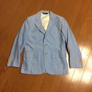 ポロラルフローレン(POLO RALPH LAUREN)のテーラードジャケット  ポロ ラルフローレン  140cm 綿100%(ジャケット/上着)