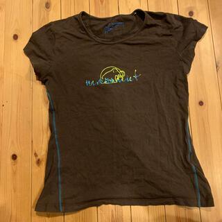 マムート(Mammut)のマムート   レディース シャツ Mサイズ(登山用品)