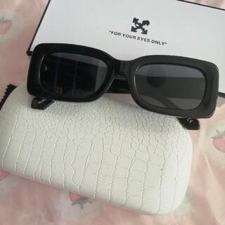 OFF-WHITE - メンズ用 (オフホワイト) サングラス 箱付き/未使用品