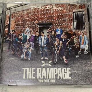 ザランページ(THE RAMPAGE)のTHE RAMPAGE   Dirty Disco(ポップス/ロック(邦楽))