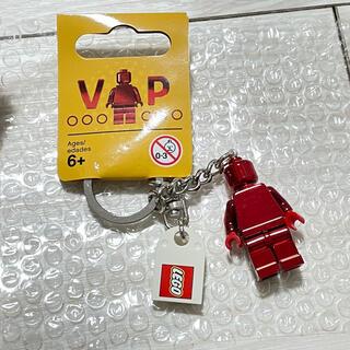 レゴ(Lego)の新品未使用 LEGO レゴ のミニフィグ  VIP キーホルダー 5005205(キーホルダー)