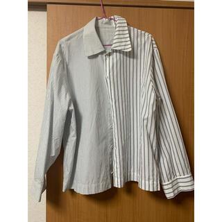 ジエダ(Jieda)のVOAAOV stripe box shirts(シャツ)