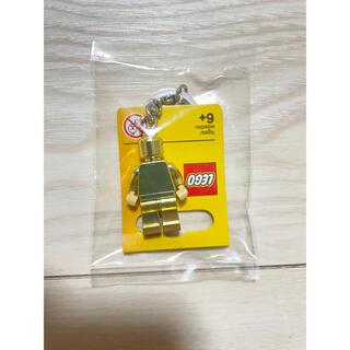 レゴ(Lego)の【新品】ミニフィグLEGOレゴ850807 ゴールドキーチェーン キーホルダー(キーホルダー)