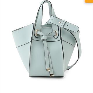 ヴィス(ViS)のフロントタイバッグ 35ミント(ハンドバッグ)