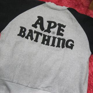 アベイシングエイプ(A BATHING APE)のsuu様のみの専用 APE スタジャン 大きいサイズXL(スタジャン)