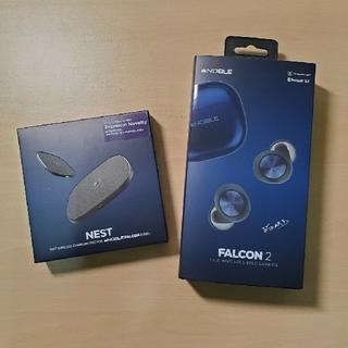 ノーブル(Noble)のNOBLE FALCON2 NEST付き(ヘッドフォン/イヤフォン)