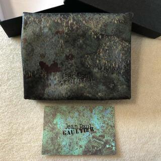 ジャンポールゴルチエ(Jean-Paul GAULTIER)のゴルチエ  財布(財布)