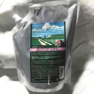 新品★サニープレイス ザクロ精炭酸シャンプー 800ml レフィル(シャンプー)