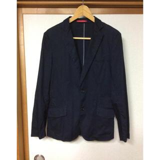 ヒロミチナカノ(HIROMICHI NAKANO)のテーラードジャケット hiromichi nakano  中野裕通 ブラック M(テーラードジャケット)