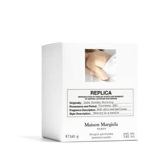マルタンマルジェラ(Maison Martin Margiela)のマルジェラ キャンドル レイジーサンデーモーニング (キャンドル)