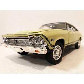 シボレー(Chevrolet)のアーテル/'68 Chevyシボレー Chevelleシェベル 1/18 限定(ミニカー)