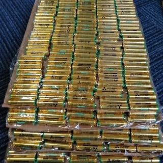 三菱 - 大量700本セット◆三菱 単4アルカリ電池★新品同様品!