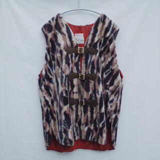 グリモワール(Grimoire)の60's Vintage Fur vest(ベスト/ジレ)
