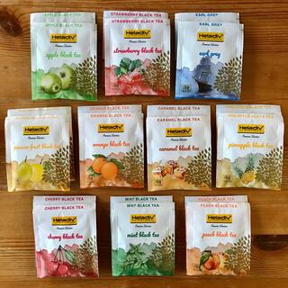 (アソート20P) スリランカ紅茶 Heladiv 10種類フレーバー(茶)