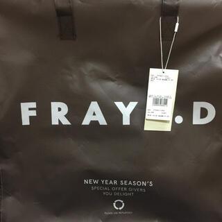 フレイアイディー(FRAY I.D)のフレイアイディー FRAYI.D 福袋 2021 新品 コート マフラー ニット(その他)
